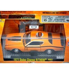 M2 - 50th Anniversary Hemi - 1971 Dodge Charger Hemi R/T