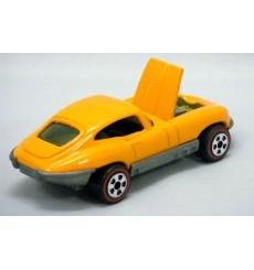 Johnny Lightning - Custom Jaguar XKE