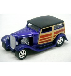 Johnny Lightning Red Card Series Finks Speedwagon Model A Ford Hot Rod