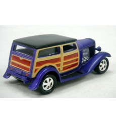 Johnny Lightning Red Card Series Finks Speedwagon Model A Ford Hot Rod