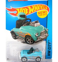 Hot Wheels - Pedal Driver - Hot Rod Pedal Car