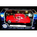 Motor Max Law Enforment Series 1:24 Scale 1949 Mercury Fire Chief