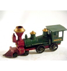 Matchbox Models of Yesteryear 1868 Santa Fe Steam Locomotive (1959)