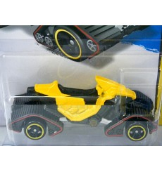 Hot Wheels - 2015 New Model Series - Snow Stormer Snowmobile