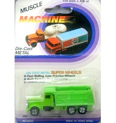 Yatming Muscle Machines - Ice Cream Delivery Truck