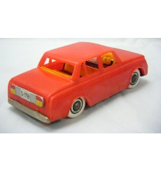 Marx - LineMar - Vintage Plastic & Tin Datsun B410 Sedan