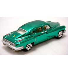 Johnny Lightning Holiday Classics 1948 Tucker Torpedo