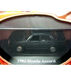 Motor Max Fresh Cherries HO Scale 1982 Honda Accord Sedan