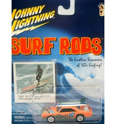 Johnny Lightning Surf Rods Oahu 1970 Dodge Dart Dart