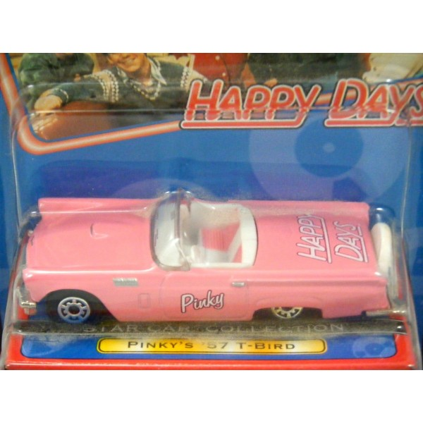 Matchbox Star Cars Avon Exclusive Happy Days Pinky 1957 Ford