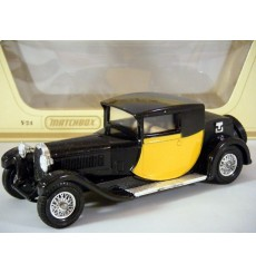 Matchbox Models of Yesteryear - 1928 Bugatti T44