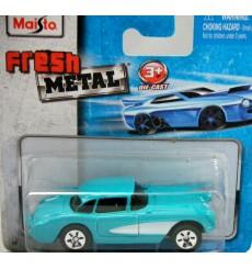 Maisto Fresh Metal - 1957 Chevrolet Corvette