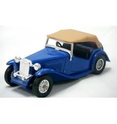 Matchbox Models of Yesteryear - 1954 MG-TC
