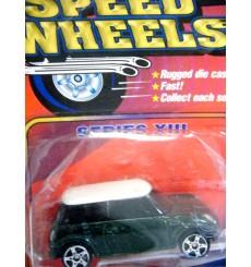 Maisto Speed Wheels - Mini  cooper