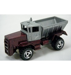Hot Wheels - Oshkosh Grain and Feed Truck