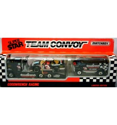Matchbox Super Stars Dale Earnhardt Team Convoy Set