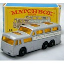 Matchbox Regular Wheels (66C-3) Greyhound Bus