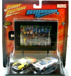 Johnny Lightning Marvel Comics Set with Cyclone and Hornet
