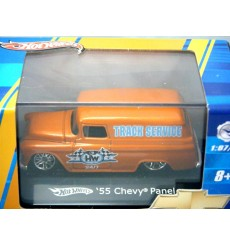 Hot Wheels HO Scale 55 Chevy Race Track Panel Van