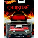 Hot Wheels Retro Entertainment - 1958 Plymouth Belvedere - Christine