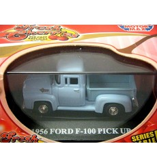 Motor Max Fresh Cherries HO Scale 1956 Ford F-100 Pickup Truck