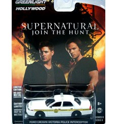 Greenlight Hollywood - Supernatural - 1970  Dodge Challenger