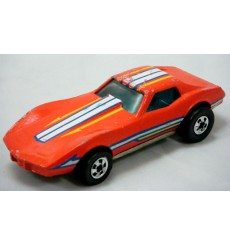 Hot Wheels (1982 Hot Ones Series) Chevrolet Corvette C3 Coupe