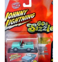 Johnny Lightning 60's Sizzle: Ford Bronco