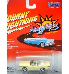 Johnny Lightning Ragtops - 1969 Mercury Cougar