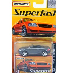 Matchbox Superfast Audi TT Cabriolet