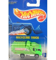 Hot Wheels - Recycling Truck