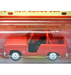 Johnny Lightning Working Class 1966 Ford Bronco 4x4