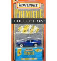 Matchbox Premiere Series 1970 Pontiac GTO Judge