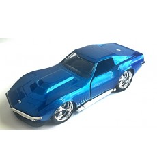Jada BigTime Muscle 1969 Chevy Corvette ZL1