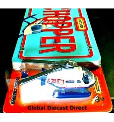Matchbox Book with Matching Helicopter