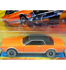 Matchbox Lesney Edition Superfast - 1968 Mercury Cougar