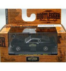 M2 - Bootlegger - 1970 Ford Mustang Boss 302