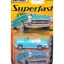 Matchbox Superfast 1957 Chevrolet Bel Air Convertible