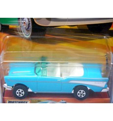 Matchbox Superfast 1957 Chevrolet Bel Air Convertible
