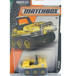 Matchbox - ATV 6x6