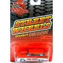Racing Champions Street Wheels Series - 1956 Chevrolet Nomad Fire Chief