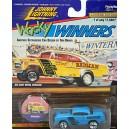 Johnny Lightning Wacky Winners - 1955 Chevy Bel Air Gasser - Badman