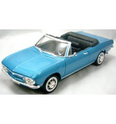 Road Signatures - 1969 Chevrolet Corvair Monza Convertible