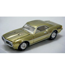 Johnny Lightning Holiday Classics 1967 Pontiac Firebird
