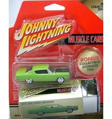 Johnny Lightning Pro Collectors Series 1970 AMC Rebel Machine