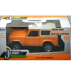 Jada: Just Trucks - 1973 Ford Bronco 4x4