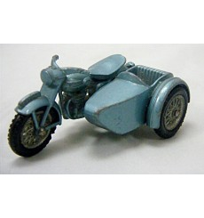 Matchbox Regular Wheels - Triumph Motorcycle with Sidecar