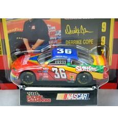 Racing Champions NASCAR - Derricke Cope 1997 Skittles Pontiac Grand Prix Stock Car