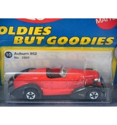 Hot Wheels - Auburn 852 Boattail Speedster