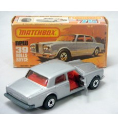 Matchbox - Rolls Royce Silver Shadow II